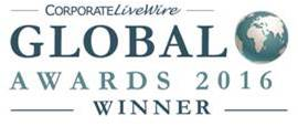Corporate Live Wire Global Award