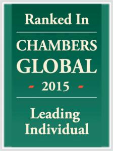 Chambers Global Award