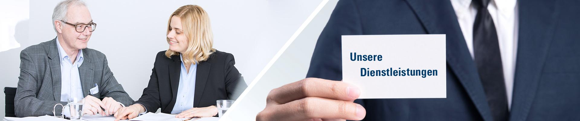 Dompatent Spezielle Dienstleistungen Header DE