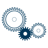 Maschinenbau Icon